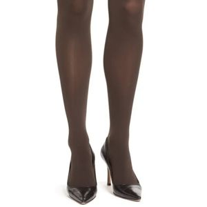 NWT Item m6 opaque tights